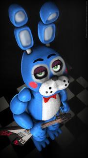 New bonnie bunny full body by darethedemon-d81koo1