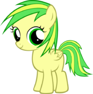 Filly woodentoaster by luchocas-d5n1e7c