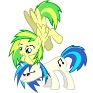 Oh vinyl you so comfy by lazypixel-d53kcfq