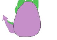 Spike's egg