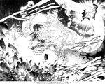 Kanou's and Kaoru's comibined attack 2