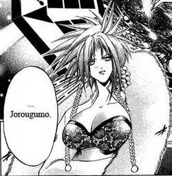 Jorogumo 6