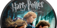 Harry Potter and the Deathly Hallows: Part 1 (Sticker)