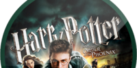 Harry Potter and the Order of the Phoenix (Sticker)