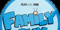 Family Guy Fan (Sticker)