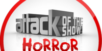 Attack of the Show! Horror Week (Sticker)