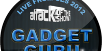 Attack of the Show! Live from CES (Sticker)