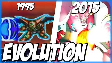 Evolution of STONER SUNSHINE (1995-2015) スーパーロポット大戦 SRW