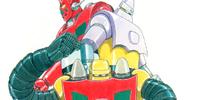 Getter Robo (Mecha)