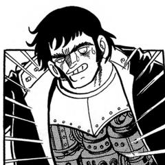 Ryuji's mechanical body