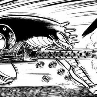Gattan's body gun