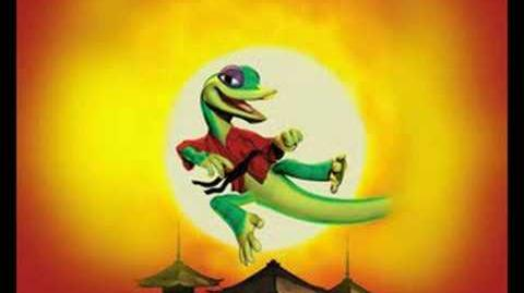 Gex Enter the Gecko OST - Kung-Fu Theatre Pt