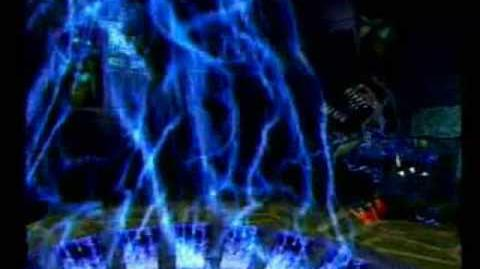 Gex Enter the Gecko Rez final boss battle