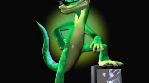 Gex Enter the Gecko OST - Toon TV