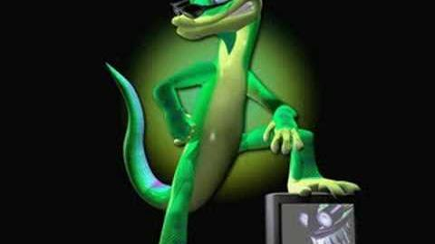 Gex Enter the Gecko OST - Menu
