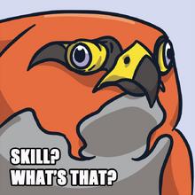 Talonflame - Skill?
