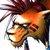 Square Red XIII