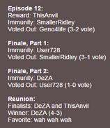 SmashFAQs Survivor 210