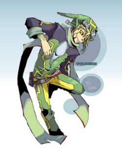 Yoshimi the Ray