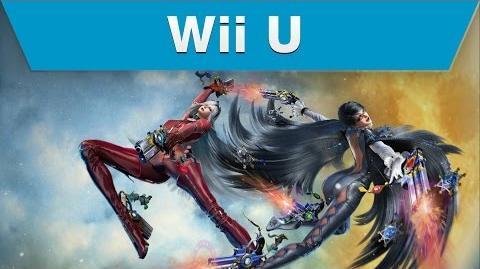 Wii U - Bayonetta 2 Launch Trailer