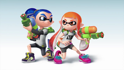 YOU'RE A KID NOW YOU'RE A SQUID NOW