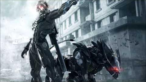 Metal Gear Rising Revengeance music - Rules of Nature with Lyrics