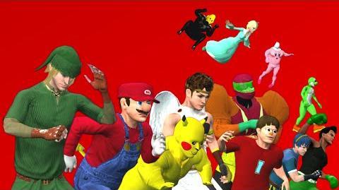 WWE Super Smash Bros