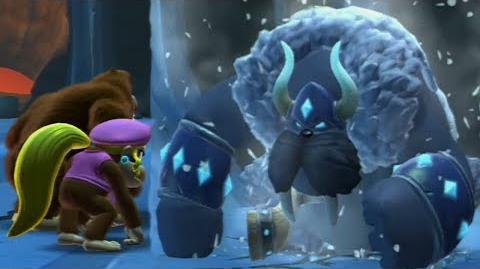 Donkey Kong Country Tropical Freeze Final Boss Ending-0