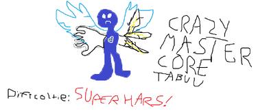 Crazy Master Core Tabuu