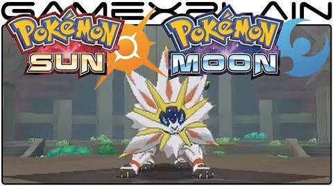 Pokémon Sun & Moon - (Japanese) Reveal Trailer