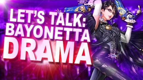 Let's Talk- Bayonetta Drama - ZeRo