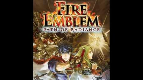 Fire Emblem Path of Radiance -- Power-hungry Fool