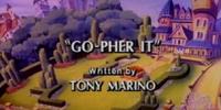 Go-pher It