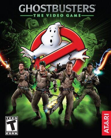 File:GhostbustersTheVideoGameRVMainCover.jpg