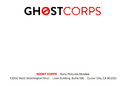 GhostCorps Shipping Label