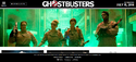 Ghostbusters Official Website 2016-02 singlepage