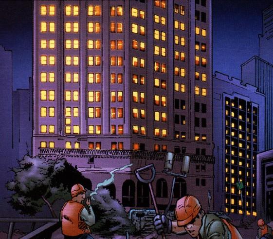 Dana S Apartment Building Ghostbusters dana's apartment (legion) | ghostbusters wiki | fandom powered