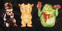Mattel: Ecto Minis 3-Pack Abby Yates