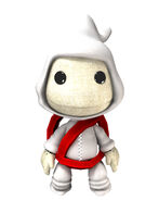 Little Big Planet costume No Ghosts