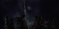 Ghostbusters II (Chapter 23): The Statue of Liberty