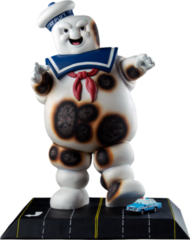 File:GhostbustersSTAYPUFTMARSHMALLOWMANBURNTVARIANT18LIMITEDEDITIONSTATUEByIkonCollectablesSc01.png