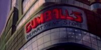 Gumball's Department Store