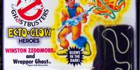 Ecto-Glow Hero Figure: Winston Zeddmore