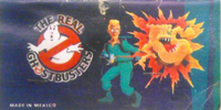 The Real Ghostbusters Mexican bootleg toys