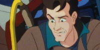 Peter Venkman/Animated