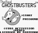The Real Ghostbusters Activision