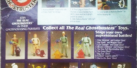UK The Real Ghostbuster Toy Line