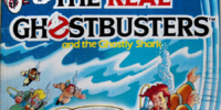 The Real Ghostbusters: and the Ghostly Shark