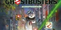 Ghostbusters - Acchiappafantasmi related trade paperbacks by Ed.Flamival