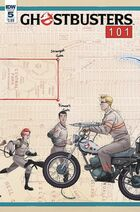 Ghostbusters101IssueFiveRegularCoverSolicit